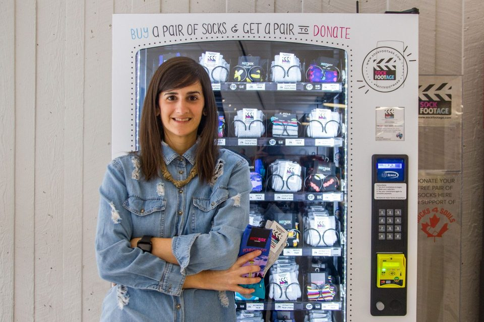Interview with Marisa Sheff, Founder of Sock Footage